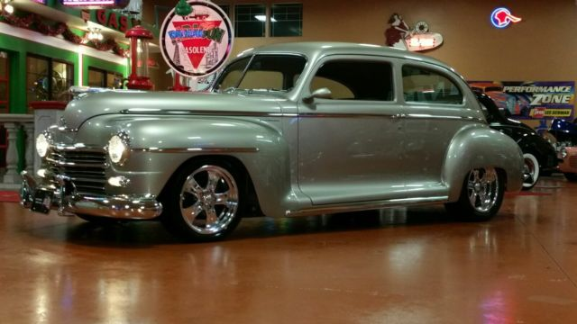 1948 Plymouth 2 Door Sedan Deluxe Classic Plymouth Other