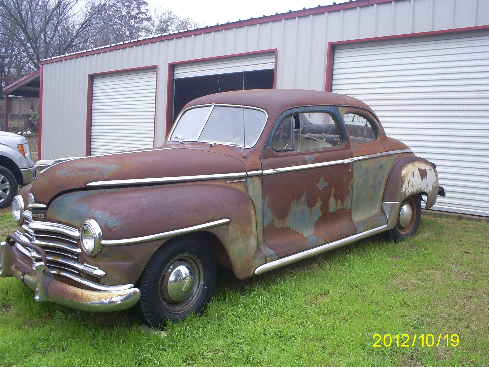 1948 Plymouth Special Deluxe Club Coupe Classic Plymouth
