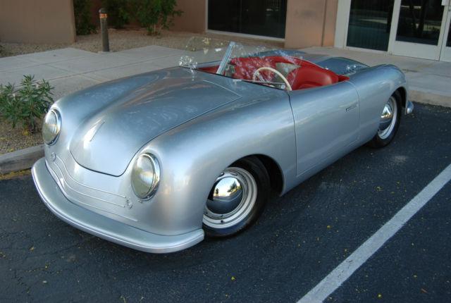 1948 Porsche No 1 Type 356 356 1 Recreation Pre