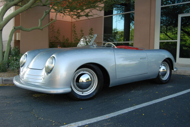 1948 Porsche No 1 Type 356 356 1 Recreation Pre