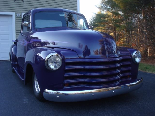 1948 rare 5 window chevy street rod truck super clean show for 1955 chevy 5 window truck