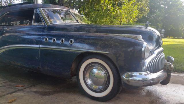 1949 buick roadmaster 2dr hardtop hot rat rod ratrod for 1954 buick roadmaster 4 door