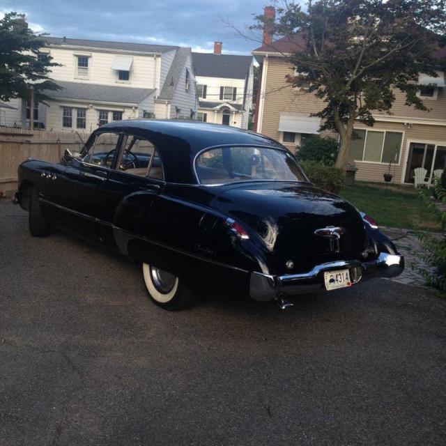 1949 Buick Super Custom Review: 1949 Buick Super 8 DYNAFLOW 59999 Miles Black Sedan 248