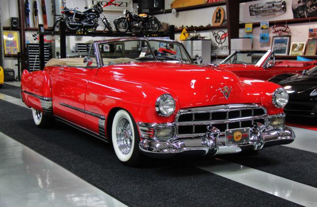 1949 Cadillac Convertible Pro Touring Classic Cadillac