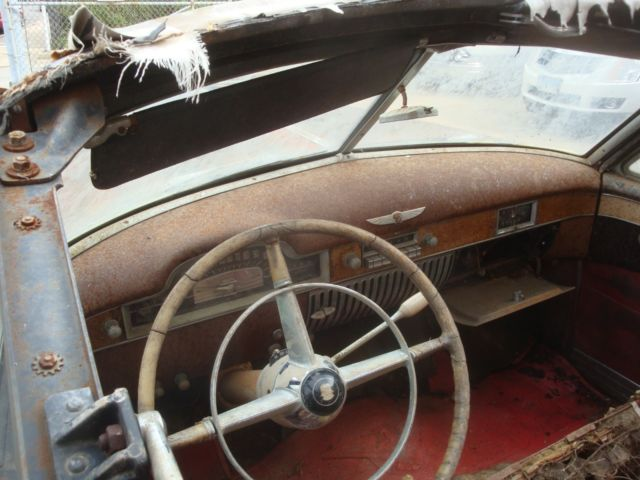 1949 Cadillac Convertible With Parts Car Barn Find