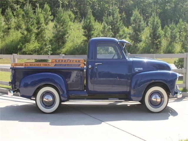 Chevrolet Tires Vero Beach >> 1949 Chevrolet 3100 Thriftmaster Pickup - Fully Restored - Beautiful Truck! - Classic Chevrolet ...