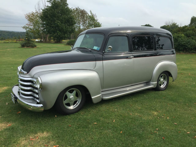 carry all suburban classic chevrolet suburban 1949 for sale. Black Bedroom Furniture Sets. Home Design Ideas