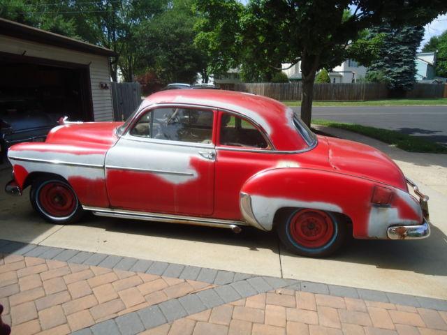 1949 chevrolet deluxe 2 door business coupe rat rod gasser for 1949 chevrolet 2 door sedan