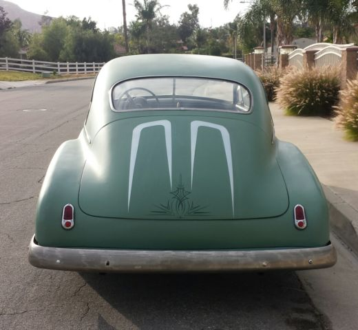 66 Mustang Fastback >> 1949 Chevrolet Fleetline, 2 door, Chevy V8/350, fastback ...