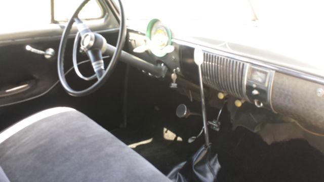 1949 Chevrolet Fleetline  2 Door  Chevy V8  350  Fastback