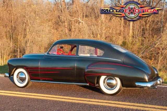 1949 chevrolet fleetline two door aerosedan classic for 1949 chevrolet fleetline 2 door