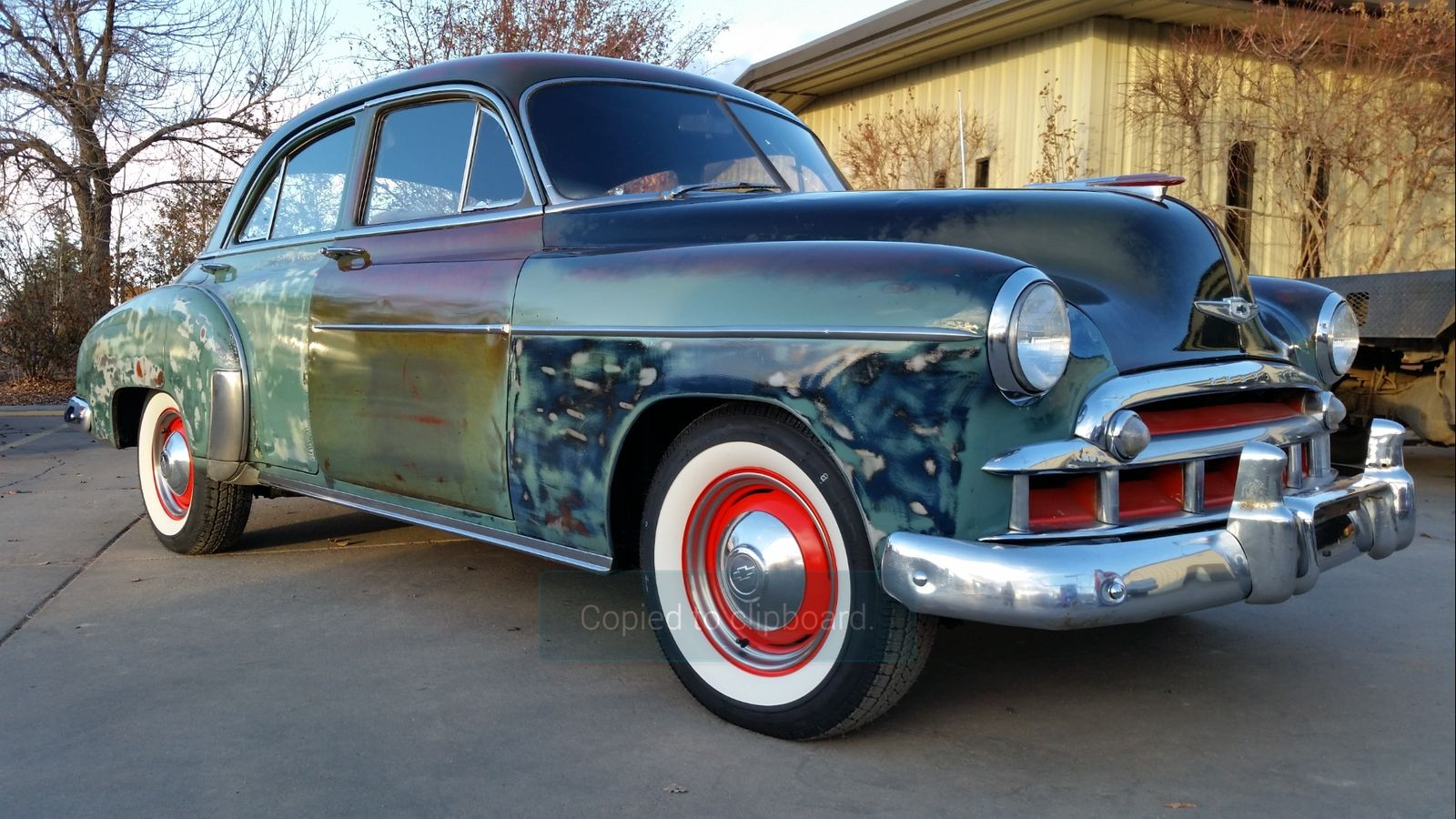 1949 Chevrolet Styleline Deluxe Classic Chevrolet Other