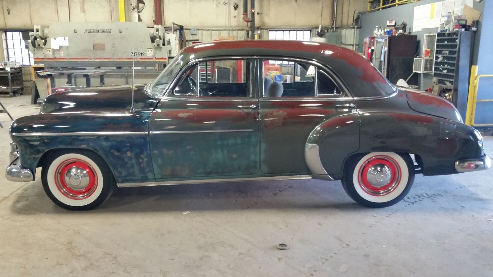 1949 chevrolet styleline deluxe classic chevrolet other for 1949 chevrolet deluxe 4 door