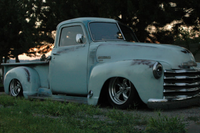 1949 Chevrolet Truck 3100 Standard Cab Pickup 2-Door ...