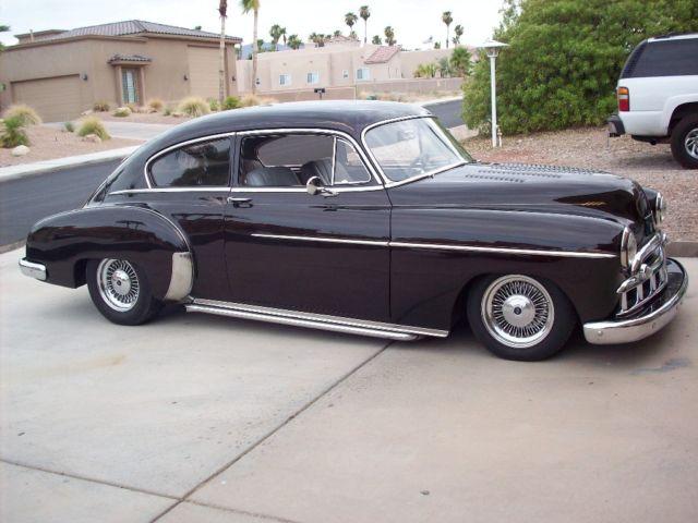 1949 chevy chevrolet fleetline deluxe 2 door sedan custom for 1949 chevrolet fleetline 2 door