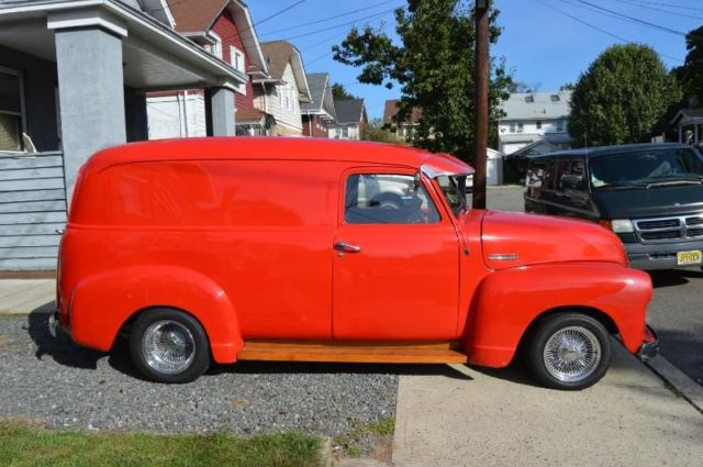 1949 chevy panel truck classic chevrolet other pickups 1949 for sale. Black Bedroom Furniture Sets. Home Design Ideas