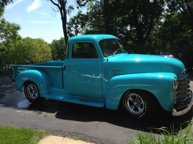 1949 chevy pickup 3100 5 window 400 350 hp ps pb custom for 1949 chevy truck 5 window