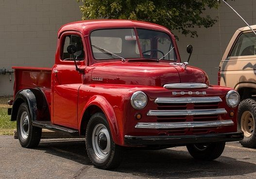 Used Cars Ottawa >> 1949 Dodge B1B 1/2 Ton Pickup Truck with Pilot House Cab - Classic Dodge Other Pickups 1949 for sale