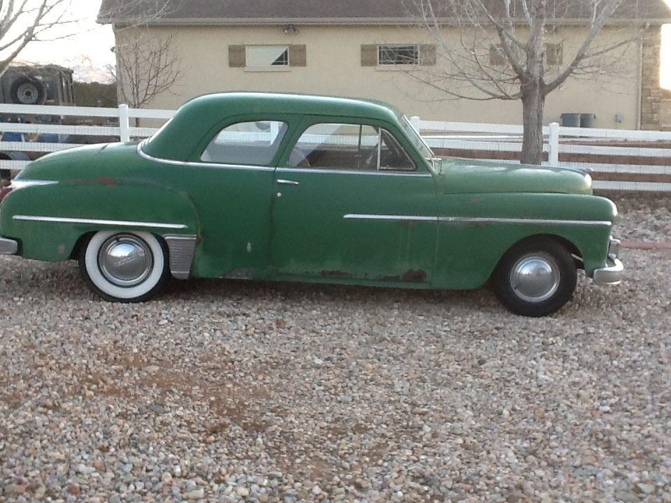 1949 Dodge 2 Door Sedan Of 1949 Dodge Coronet 2 Door Coupe Classic Fluid Drive
