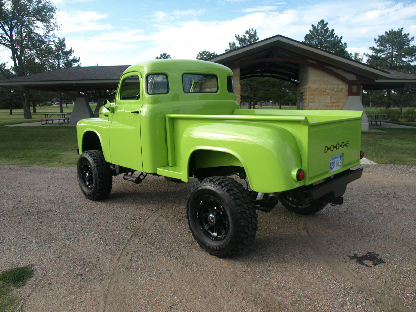 1949 dodge pickup 4wd custom 4x4 classic dodge other pickups 1949 for sale. Black Bedroom Furniture Sets. Home Design Ideas
