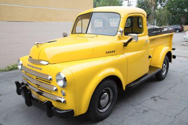 1949 Dodge Pilot House Truck *Completely Restored* MINT ...