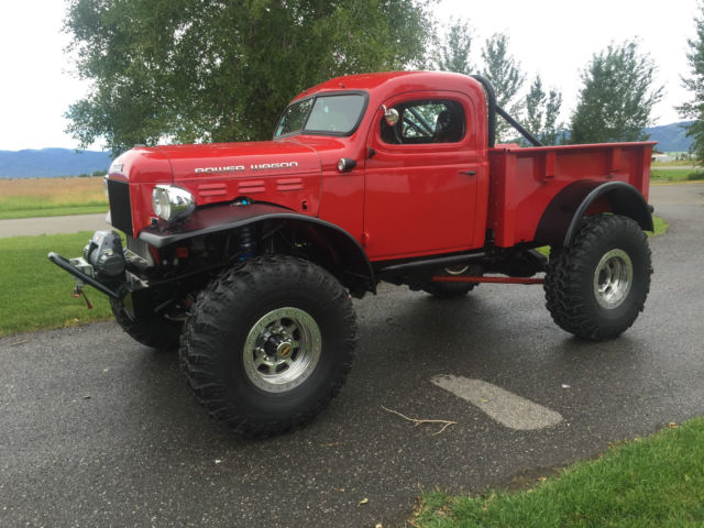 1949 dodge power wagon classic dodge power wagon 19490000 for sale. Black Bedroom Furniture Sets. Home Design Ideas