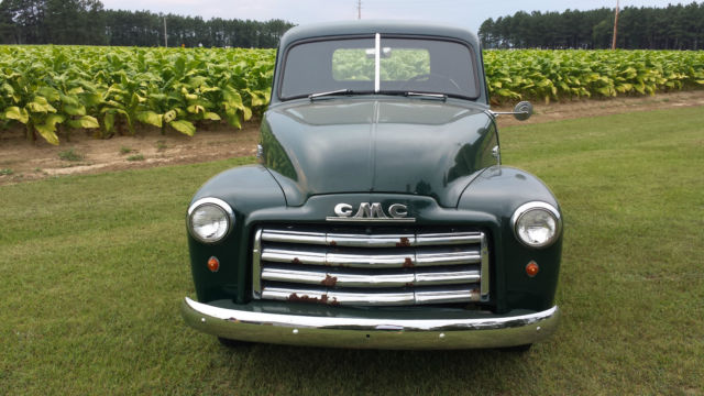 1949 gmc 100 pickup truck 3100 chevy chevrolet 48 1950 1951 1952 1953 1954 1955 classic gmc. Black Bedroom Furniture Sets. Home Design Ideas