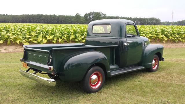 1949 Gmc 100 Pickup Truck 3100 Chevy Chevrolet 48 1950
