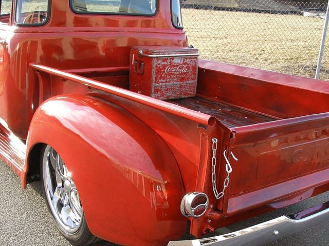 1949 Gmc Pickup Truck 5 Window Rat Rod Patina Paint A Rat Rod Coloring In