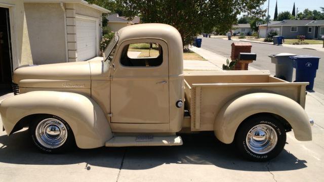 international kb pickup hot rod streetrod hotrod street rod classic truck classic