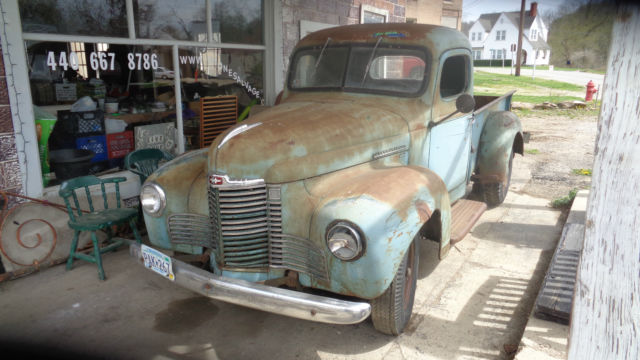 1949 International KB2 Pickup Truck - Classic International