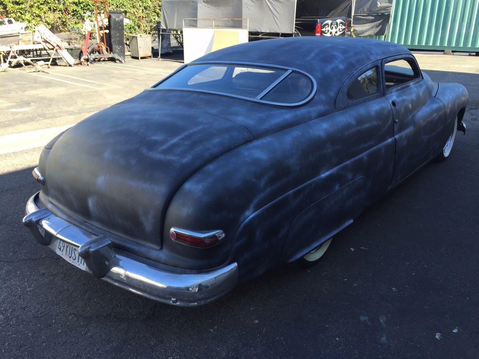 1949 Mercury Coupe Custom Chop Lead Sled