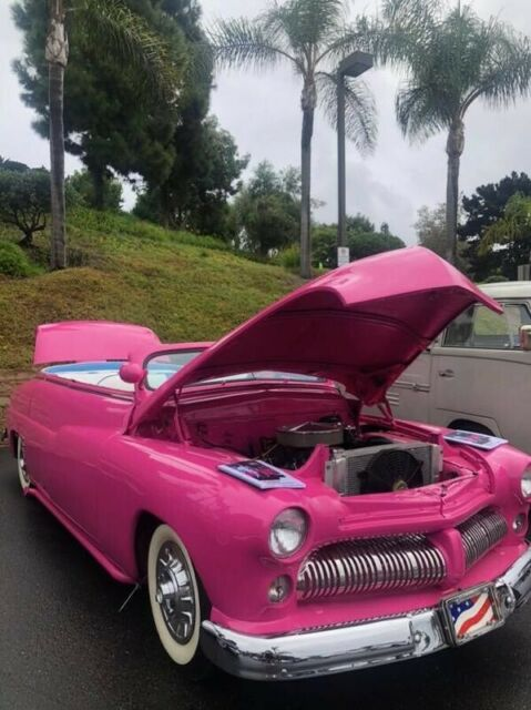 mercury convertible