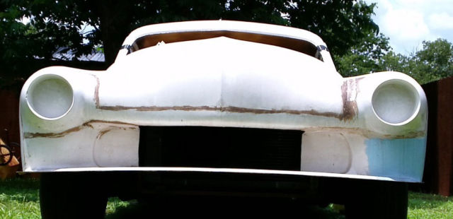 1949 Mercury Fiberglass Reproduction - Classic Mercury ...