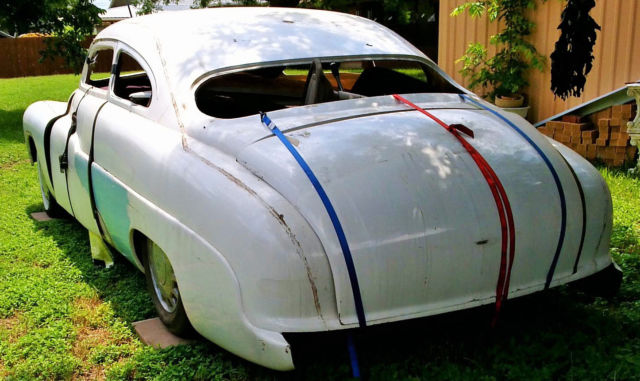 1949 Mercury Fiberglass Reproduction - Classic Mercury ...