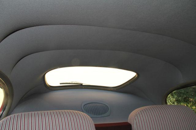 1949 Nash Ambassador Six Rare 2 Door Brougham Theater Rear