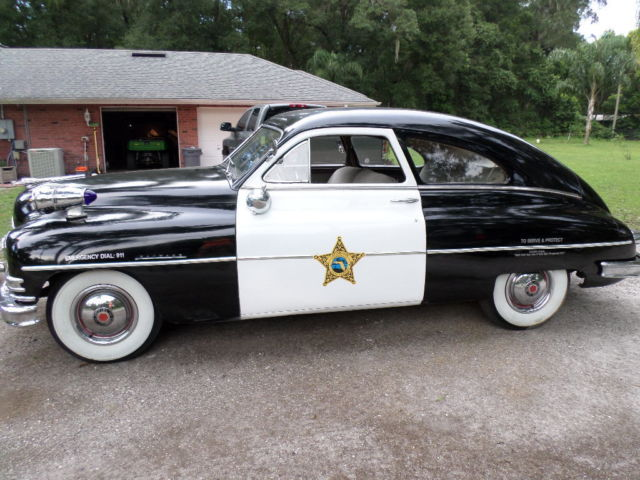 1949 pacard vintage police car replica classic packard 1949 for sale. Black Bedroom Furniture Sets. Home Design Ideas