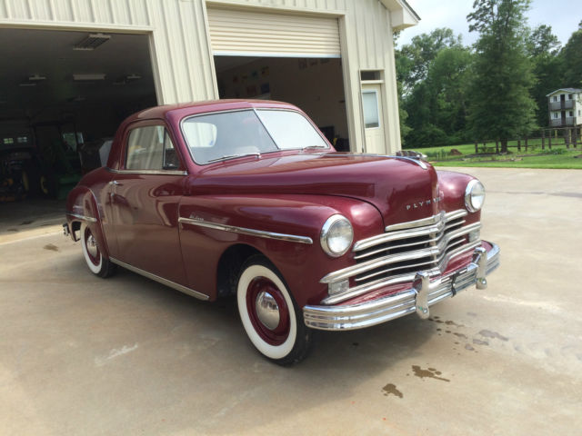 1949 plymouth business coupe body off restoration. Black Bedroom Furniture Sets. Home Design Ideas