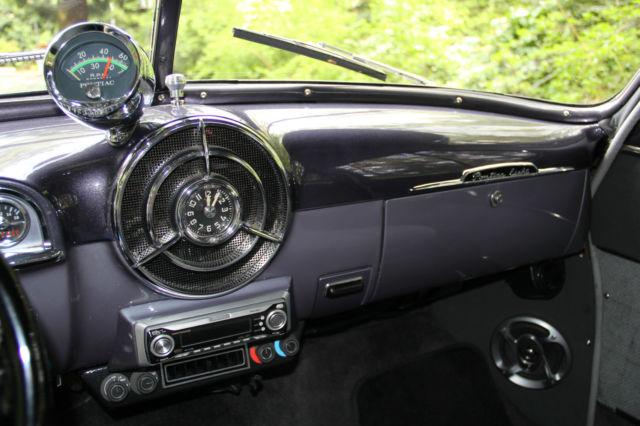1949 Pontiac Silver Streak Pro Street Rod 000 Build See