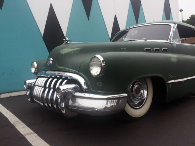 1950 buick super riviera model 56r 2dr hardtop for 1955 buick riviera 56r super 2 door hardtop