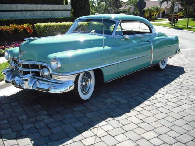 1950 cadillac series 62 coupe deville when only the best will do classic cadillac deville. Black Bedroom Furniture Sets. Home Design Ideas