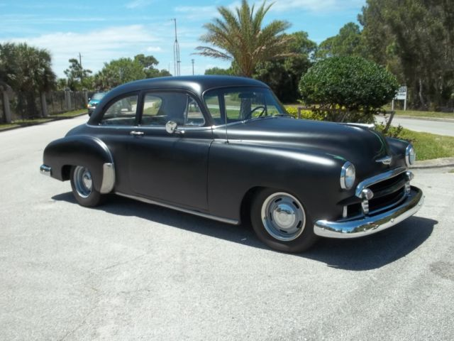 1950 Chevrolet 2 Door Sedan Classic Chevrolet Styleliner