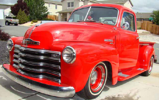 1950 Chevrolet 3100 5-Window 1/2 Ton - Classic Chevrolet Other Pickups 1950 for sale