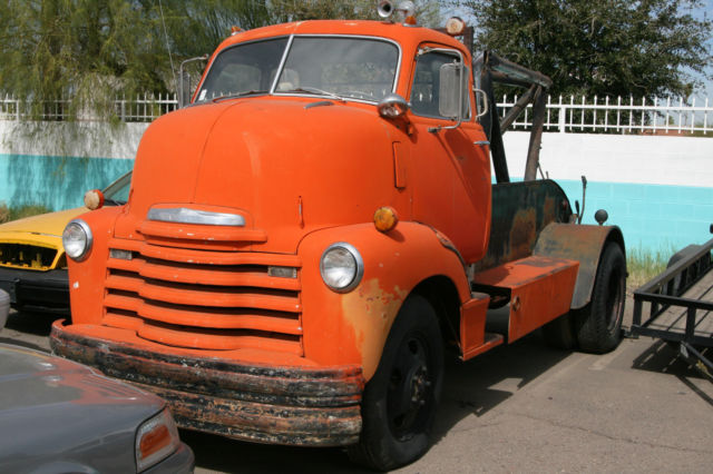 1950 chevrolet 5400 coe tow truck wrecker 2 ton chassis heavy duty classic rare classic. Black Bedroom Furniture Sets. Home Design Ideas