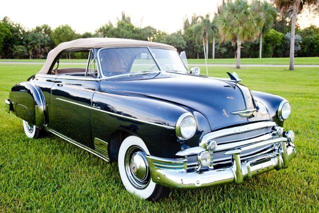 1950 bel air car