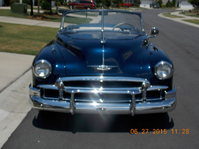 1950 Chevrolet Deluxe Styleline Convertible Classic Chevrolet Other 1950 For Sale