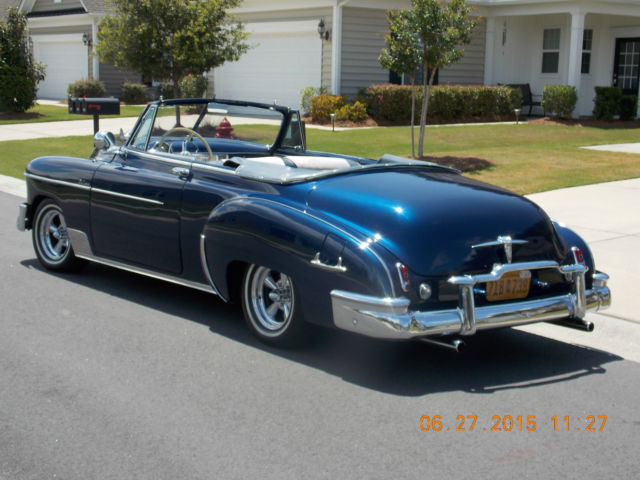 1950 chevrolet deluxe styleline convertible classic chevrolet other 1950 for sale. Black Bedroom Furniture Sets. Home Design Ideas