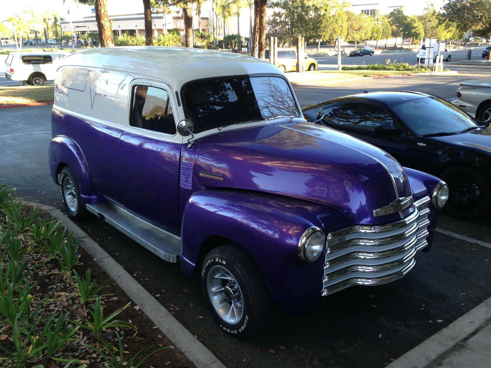 1950 Chevrolet Panel Trucks For Sale.html | Autos Weblog