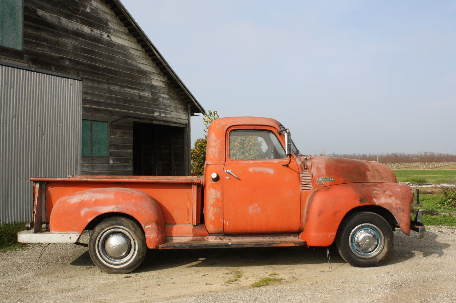 1950 Chevrolet Pick Up Original 1949 1951 1952 1953 1954