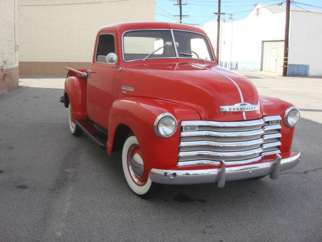 Wiring Harness 1950 Chevy Truck : Chevrolet truck chevy